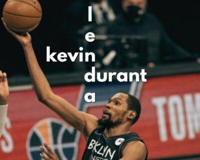 Kevin Durant: a lenda
